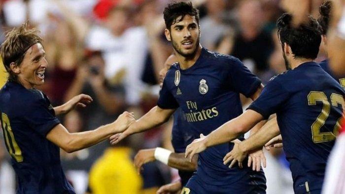 Gagal Total di Laga Pramusim 2019, Real Madrid Bakal Kembali Aktif di Bursa Transfer