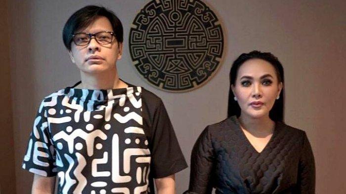Perayaan Ulang Tahun LDR ala Armand Maulana dan Dewi Gita: Termasuk Tiup Lilinnya juga Virtual