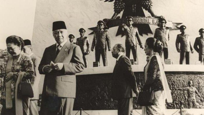 Peringati Hari Kesaktian Pancasila, Ini Kumpulan 9 Kata-kata Bijak Soeharto