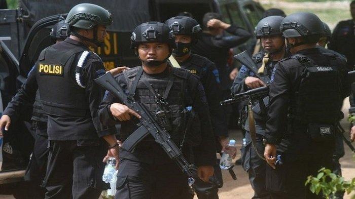 20 Orang Terduga Teroris Ditangkap di Makassar: 2 Tewas, Masuk Jaringan Pendukung Khilafah ISIS