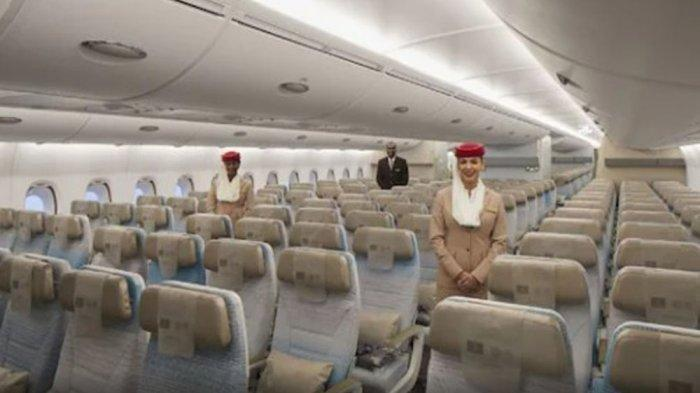 Kisah Seorang Pria yang Jadi Penumpang Satu-satunya dalam Pesawat Boeing 777 Berkapasitas 360 Orang