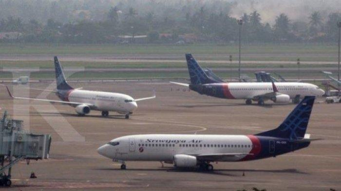 Kisah Rombongan Batal Naik Sriwijaya Air SJ182: Tidak Bawa Hasil Tes Swab PCR, Pilih Refund Tiket