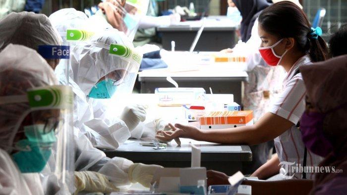 Mulai 18 Desember, Keluar Masuk Jakarta Wajib Rapid Test Antigen, Ini Harga Tes di Bandara Soetta