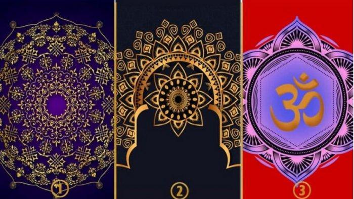 Tes Kepribadian: Mandala Mana yang Berhubungan dengan Jiwa Kamu? Pilih Satu Favoritmu!
