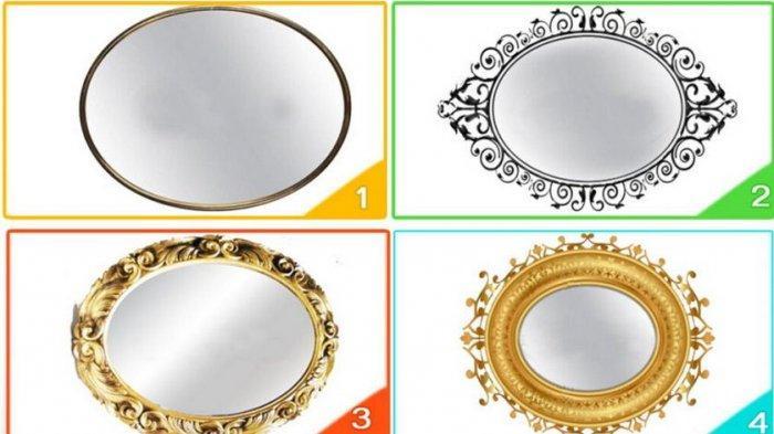 Tes Kepribadian: Pilih Satu Gambar Cermin dan Temukan Pesan yang Penting untuk Kamu