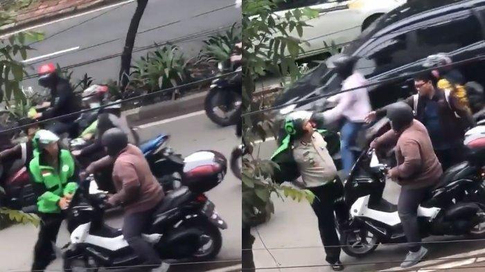 Fakta-fakta Polisi Nyamar jadi Driver Ojol: Dikenal Lucu, Tegas hingga Pernah Ditusuk Preman Mabuk