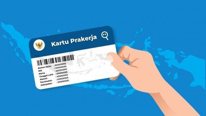 Ini Cara Cek Lolos Tidaknya Kartu Prakerja Gelombang 17, Bisa Lewat SMS atau Login www.pakerja.go.id