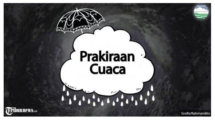 Prakiraan Cuaca BMKG Maluku Utara Minggu (17/11/2019), Taliabu Cerah Berawan dari Pagi hingga Malam