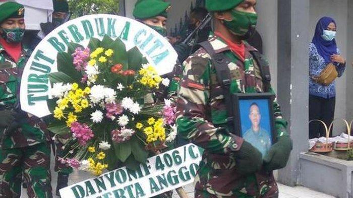 Kisah Pratu Anumerta Ginanjar yang Gugur Ditembak KKB Papua: 3 Kali Daftar TNI, 2 Kali Gagal