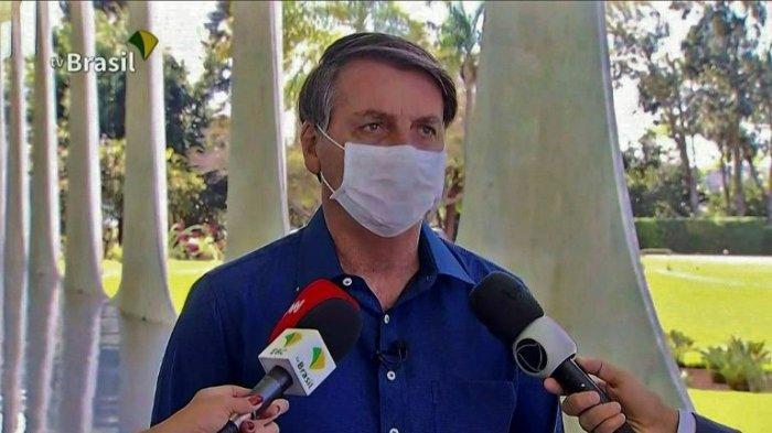 Daftar 4 Kepala Negara yang Terinfeksi Virus Corona, Ada Jair Bolsonaro hingga Pangeran Monaco