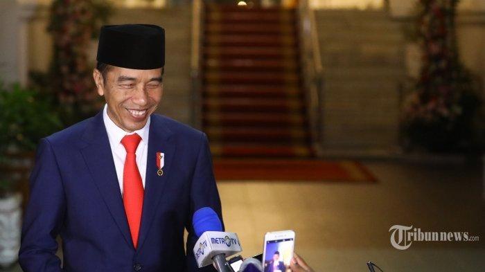 Tunggu Uji Materi di MK, Presiden Jokowi Pastikan Tak akan Menerbitkan Perppu KPK