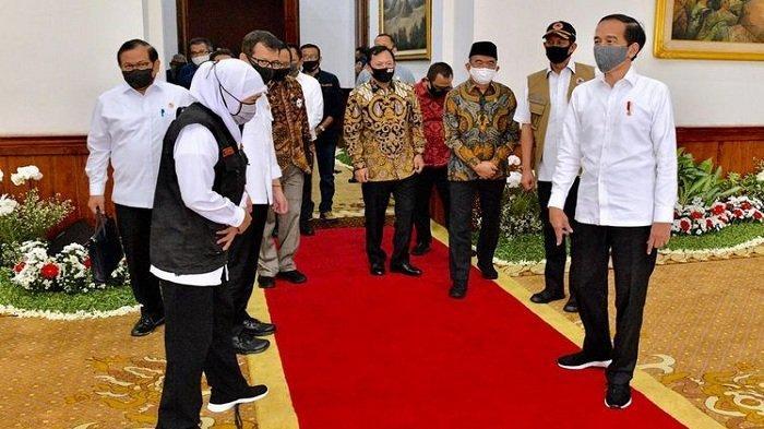 Jumlah Kasus Covid-19 di Jawa Timur Lampaui DKI Jakarta, Ini Tanggapan Gubernur Khofifah