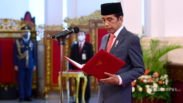 Jokowi Disebut Akan Umumkan Reshuffle Kabinet Hari Ini, 3 Pejabat Bakal Dilantik, Siapa Saja?
