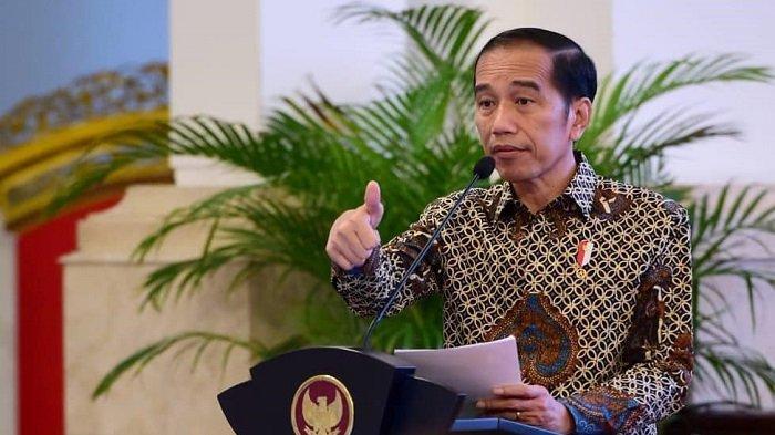 Jokowi Tanggapi Dubes China soal Pembatasan Impor: Kepentingan Nasional Nomor Satu