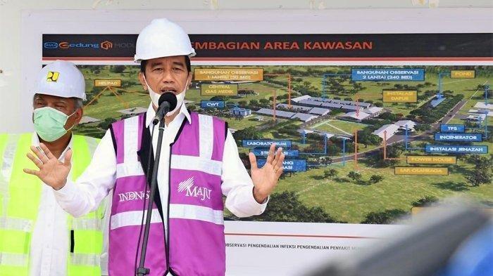 Jokowi Minta Evaluasi PSBB Dilakukan Ketat dan Efektif: Mana yang Kebablasan Mana yang Kendor