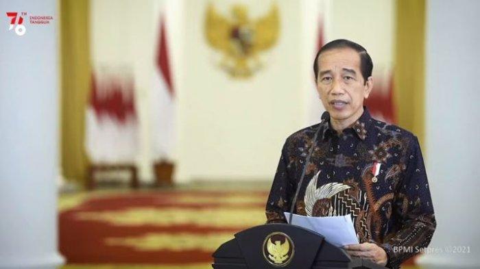 Capaian Vaksinasi Covid-19 Rendah, 9 Daerah Disorot oleh Jokowi, Ada Aceh hingga Papua