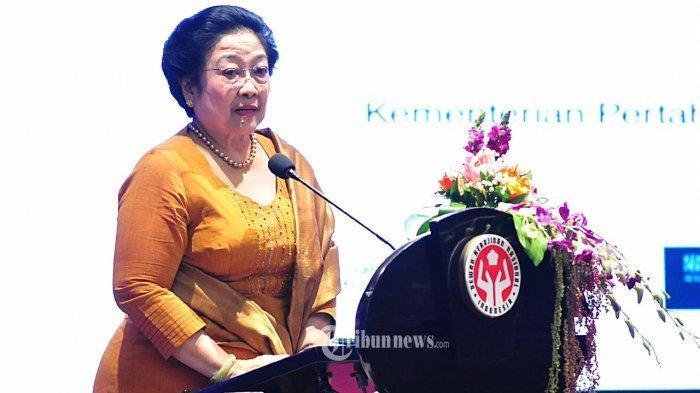 Tanya kepada Generasi Milenial, Megawati: Apa Sumbangsih Kalian untuk Bangsa dan Negara Ini?