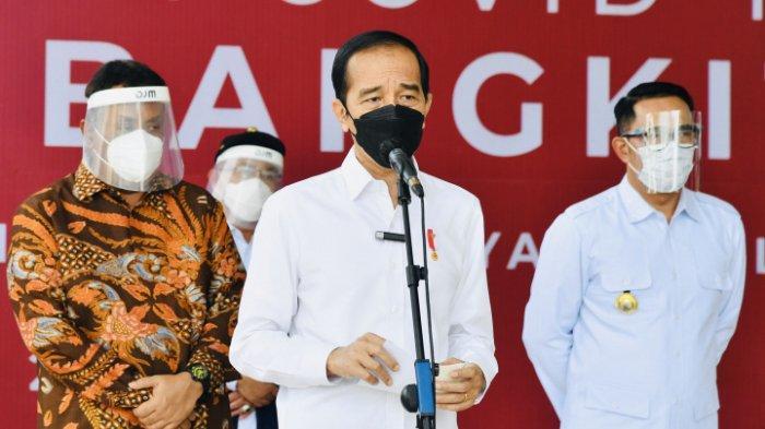 Jokowi Disebut akan Reshuffle Kabinet, Soroti Kinerja Beberapa Kementerian di Masa Pandemi Covid-19