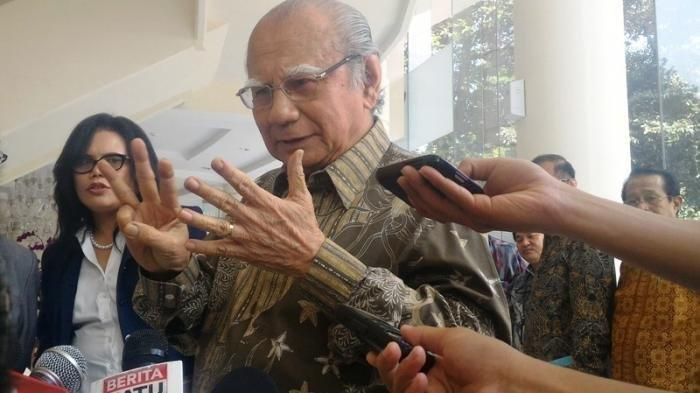 Profil Emil Salim, Ahli Ekonomi yang Dibentak dan Disebut Sesat oleh Arteria Dahlan