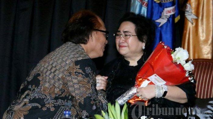 Rachmawati Soekarnoputri Tutup Usia, Sang Putra Didi Mahardika Berduka: Mama akan Selalu Ada di Hati