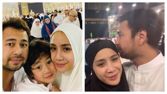 Cium Nagita di Depan Kabah, Raffi Ahmad: Selamat Ulang Tahun Istriku Sayang, Semoga Semakin Sabar