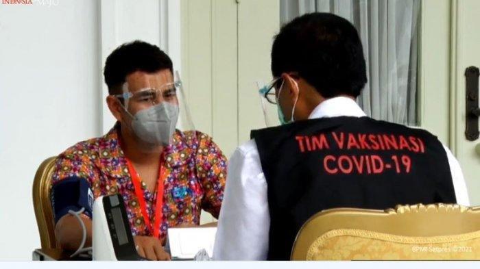Raffi Ahmad Jadi Duta Vaksin Covid-19, Pengamat Nilai Kurang Pas: Seharusnya Sosok yang Berprestasi