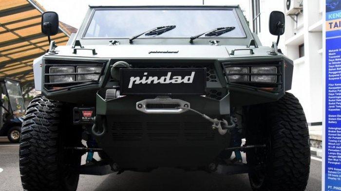 Pindad Klaim Harga Mobil Maung Sipil Akan Lebih Murah Dibanding Versi Militer