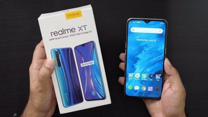 Daftar Harga HP REALME Terbaru April 2020, Realme C2 &  XT Turun Harga, Dijual Mulai Rp 1,6 Jutaan
