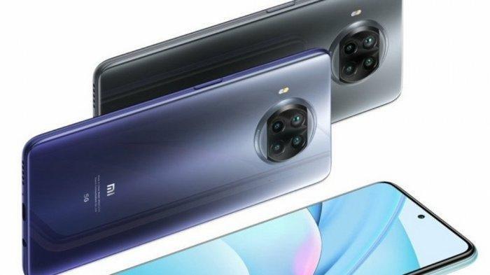 Kenalkan Smartphone Generasi 5G Terbaru, Xiaomi Umumkan HP Redmi Note 9 Pro 5G dan Redmi Note 9 5G