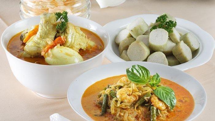 Resep Lontong Ayam Pedas Taoco Super Enak, Cocok Dihidangkan saat Lebaran