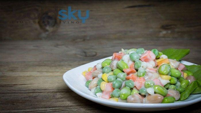 Resep Mudah Mengolah Salad Buah Mayones Yoghurt, Cocok Jadi Menu Jualan yang Praktis dan Bergizi