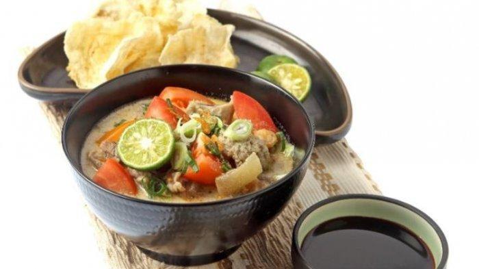 Resep Menu Idul Adha Olahan Daging Berkuah: Soto Daging Santan dan Soto Mie Daging