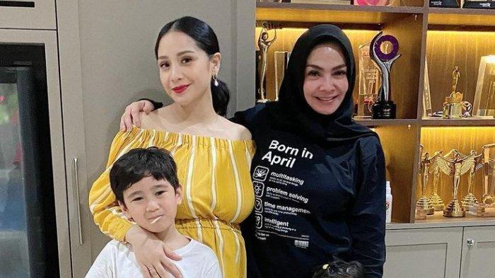 Raffi Ahmad Heran Kenapa Rafathar Sering Marah, Mama Rieta: Terlalu Dimanja, Kurang Perhatian