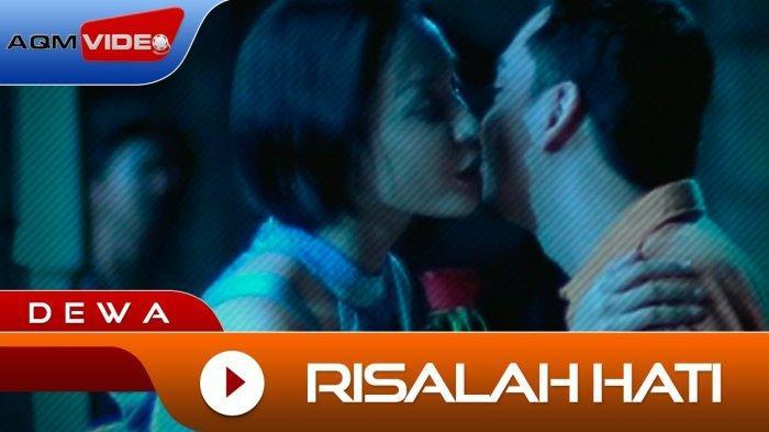 Lirik & Chord Gitar Risalah Hati - Dewa 19: Hidupku Tanpa Cintamu Bagai Malam Tanpa Bintang