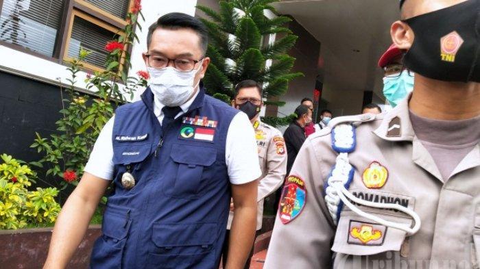 Soal Wacana PPKM Darurat 6 Minggu, Ridwan Kamil: Pemerintah Cari Solusi Paling Tepat & Tidak Melukai
