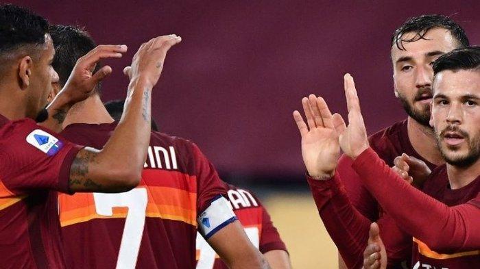 Hasil AS Roma Vs Benevento: Kemenangan Giallorossi Diwarnai Drama 7 Gol