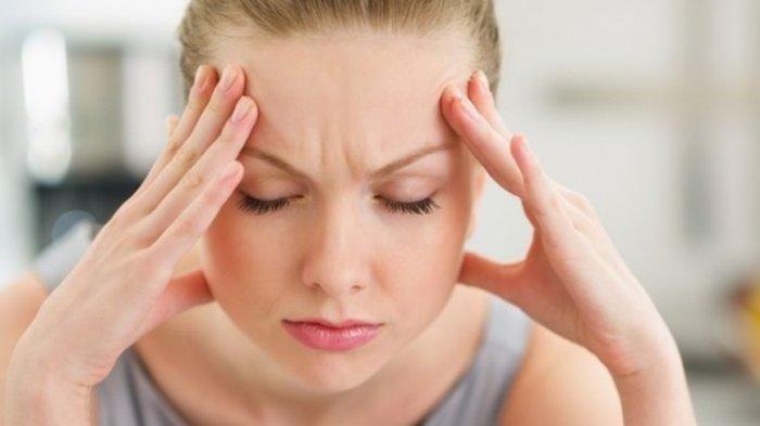 Ilustrasi Sakit Kepala atau Pusing. (SHUTTERSTOCK)