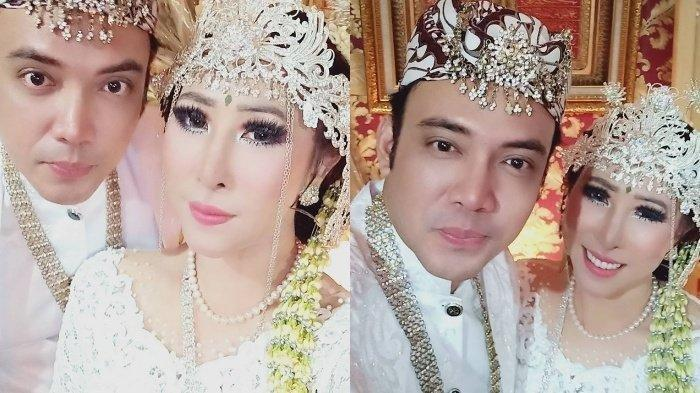 Selamat! Sandy Tumiwa Umumkan Pernikahannya dengan Henny Mona: Past is The Past
