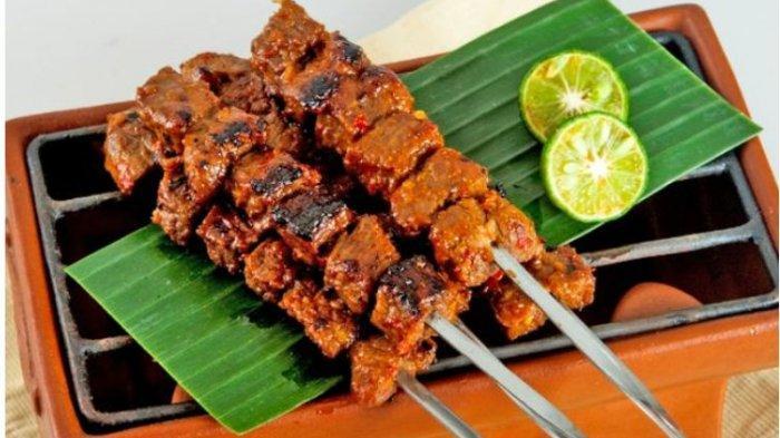 Resep Olahan Daging Idul Adha: Sate Daging Bumbu Cincang dan Tongseng Kambing