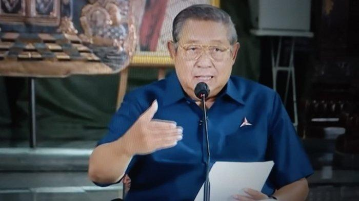 SBY Nilai Moeldoko Bikin Malu Perwira dan Prajurit TNI: Perbuatannya Jauh dari Sikap Ksatria