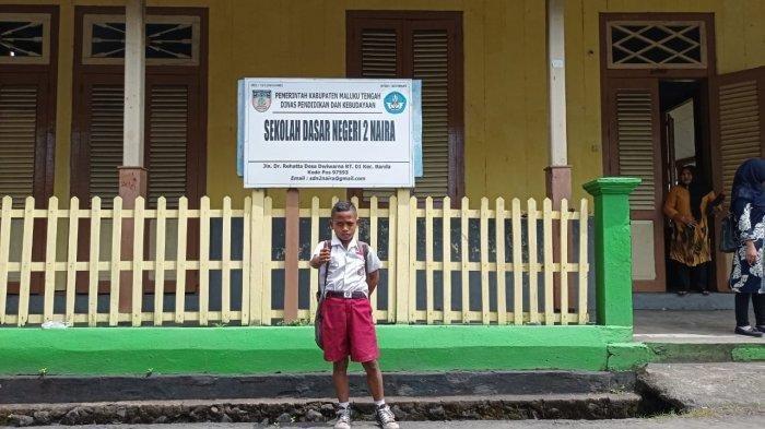 Sekolah Tatap Muka di Banda Naira Maluku Tengah Diterapkan, Siswa Wajib Patuhi Protokol Kesehatan