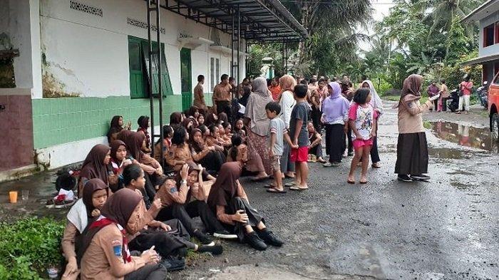 Aksi Heroik 2 Siswa SMPN 1 Turi Sleman Selamatkan Temannya Saat Susur Sungai, Teriak Jangan Panik