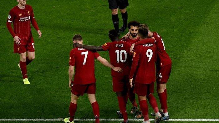 Hasil Liga Inggris: Sejarah Kelam 1984 Terulang, Brighton Tekuk Liverpool 1-0 di Anfield