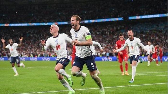 Menang atas Denmark, Inggris Melaju ke Final Euro untuk Pertama Kali, Simak 5 Fakta Menarik Ini
