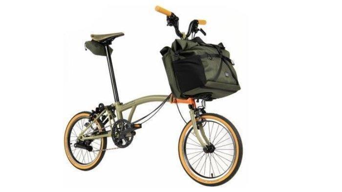 Cek Tipe dan Harga Sepeda Brompton yang Paling Laris Manis di Pasaran Ini
