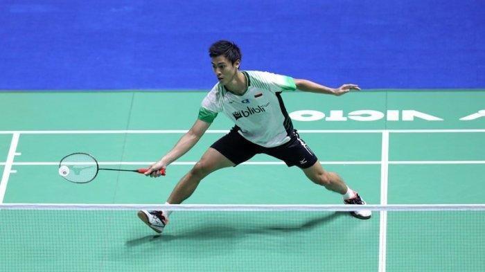 Thomas Cup 2020: Kemenangan Shesar Hiren Rhustavito Bawa Indonesia ke Babak Perempat Final