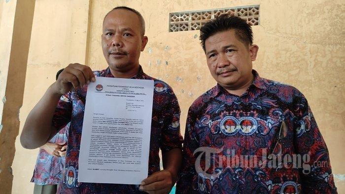 Terseret Hukum karena Tolak Jenazah Covid-19, Perangkat Desa di Banyumas Minta Ampun pada Jokowi