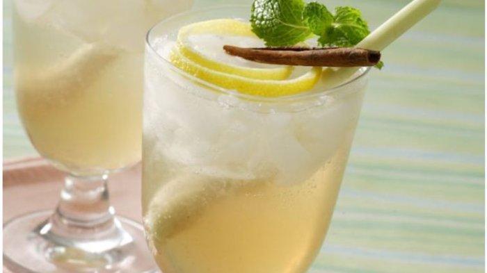 Spicy Lemon Slush