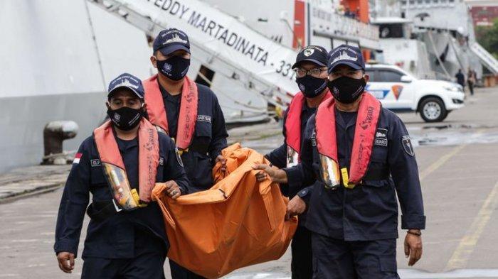 Operasi Pencarian Korban Sriwijaya Air SJ182 Resmi Dihentikan, DVI Polri Tetap Lakukan Identifikasi