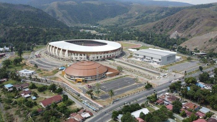 Mengenal Stadion Lukas Enembe, Tempat Pembukaan PON XX Papua 2021, Telah Berstandar Internasional